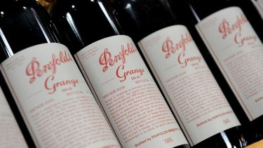 Penfolds owner Treasury Wine Estates has downgraded its profit guidance due to the coronavirus.