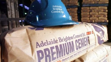 Cement giant Adelaide Brighton is targetting cost savings of $30 million in 2020.