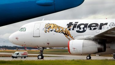 Tigerair's fleet will shrink from 13 aircraft to eight.