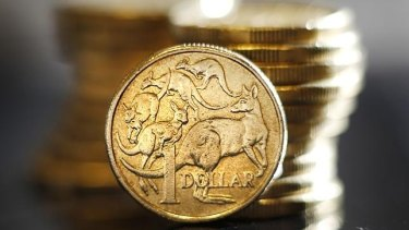 The Aussie is closely tied to the yuan as China is Australia's largest trade partner.
