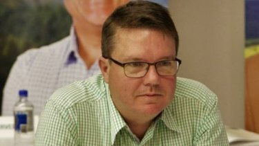 NSW National Party director Ross Cadell denied misrepresenting the affair to the Joyce family in the byelection.