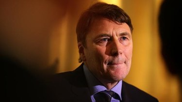 Former Telstra boss David Thodey has chaired the Jobs for NSW board.