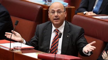 Jetset: US Ambassador to be Arthur Sinodinos is off to Washington DC, leaving an empty slot in the Senate