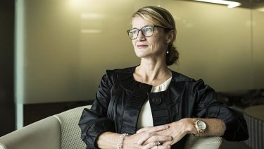 First State Super boss Deanne Stewart said smaller, under-performing funds were more at-risk.