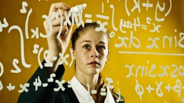 Support your young person with study tips and, who knows, he or she could end up like Ally Cooper, a student at PLCCroydon, taking maths all the way.