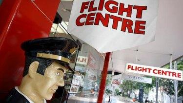 Flight Centre.