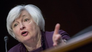 Jerome Powell's predecessor Janet Yellen saw the warning signs months ago.