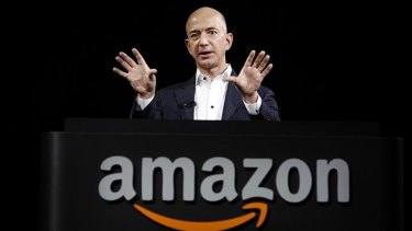 No matter where its headquarters, Amazon will ultimately be everywhere.