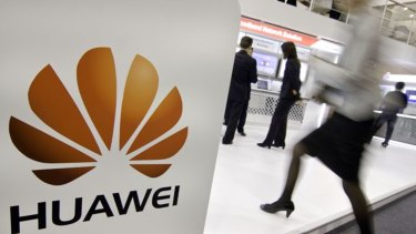 The Coalition muscled Huawei out of the plan to build an underwater cable to the Solomon Islands.