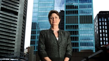 CBA chairman Catherine Livingstone.