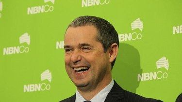 Be the ball: Responsible Wagering Australia chief executive Stephen Conroy.