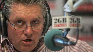 2GB presenter Ray Hadley.