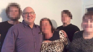 Sean Farrow worked as a nurse at Monash House Private Hospital for two years, the hospital told Nine News.