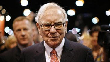 Billionaire Warren Buffett has blazed his own trail.