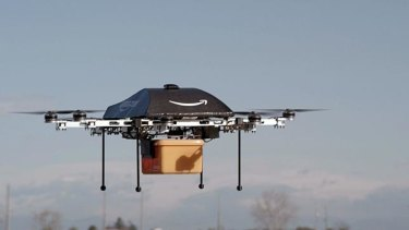 Amazon has a bold vision for delivery drones.