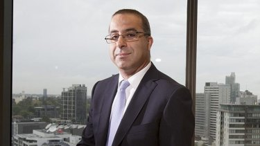 Former Murray Goulburn chief executive Gary Helou.