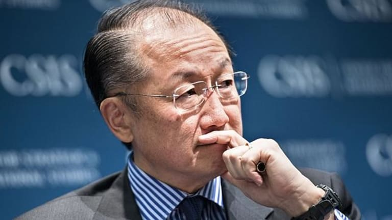 Jim Yong Kim, outgoing president of the World Bank, which supports Bridge International.