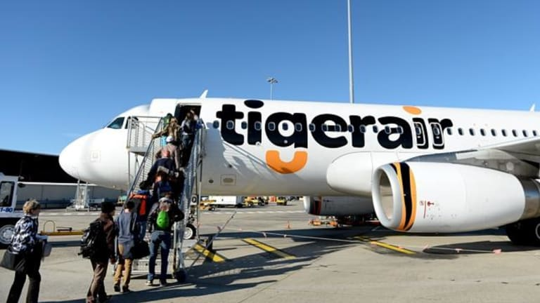 Tigerair pilots commenced industrial action on Friday.