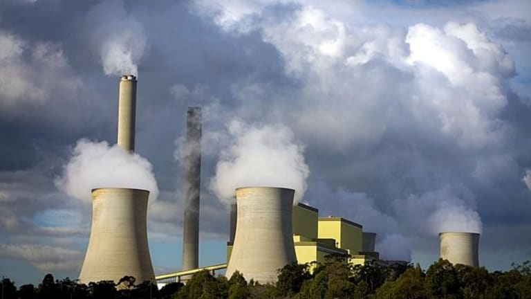 The electricity sector is one of two sectors of the Australian economy to show a reduction in greenhouse gas emissions in the year to June 2018.
