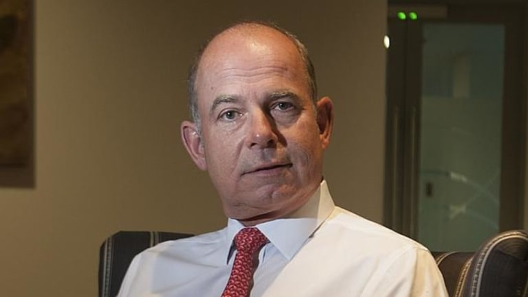 IOOF managing director Chris Kelaher under fire from prudential regulator.