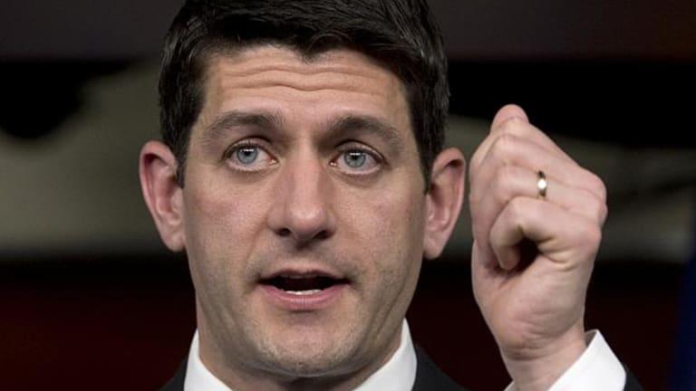 Republican Speaker of the House Paul Ryan