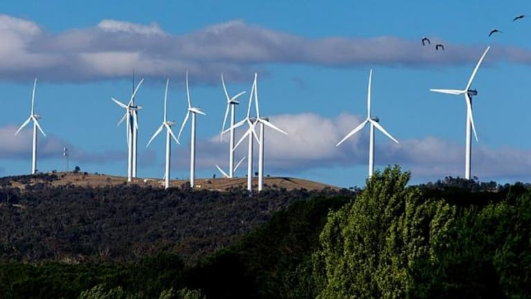 By using wind and solar power to run its pumping operations, Snowy Hydro effectively stores the energy to use when demand is at its highest.