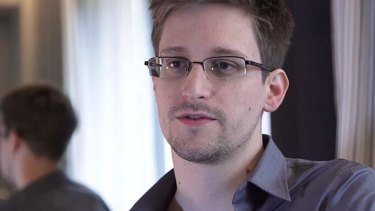 Edward Snowden exposed data suggesting the US spied on China.