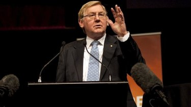 Former federal resources minister Martin Ferguson said political intervention was one of the driving causes behind short gas supplies.