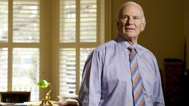 Former senator Richard Alston