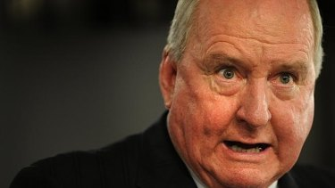 Alan Jones said the approach to drug policy was failing.
