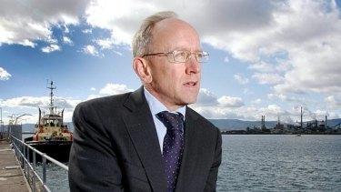 Former head of Infrastructure Australia, Michael Deegan