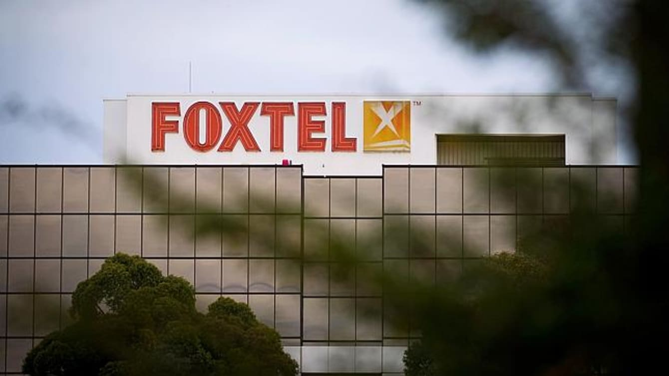 Foxtel has its newspaper moment