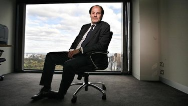 Bulking up on self-storage: Abacus boss Steven Sewell