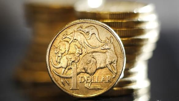 The Aussie dollar hasn't been this cheap since the GFC