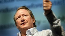 """For Andrew Forrest, China's just """"the country which suffered the virus first""""."""