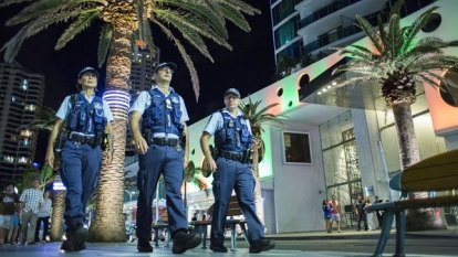 Police given power to conduct random body scans on the Gold Coast