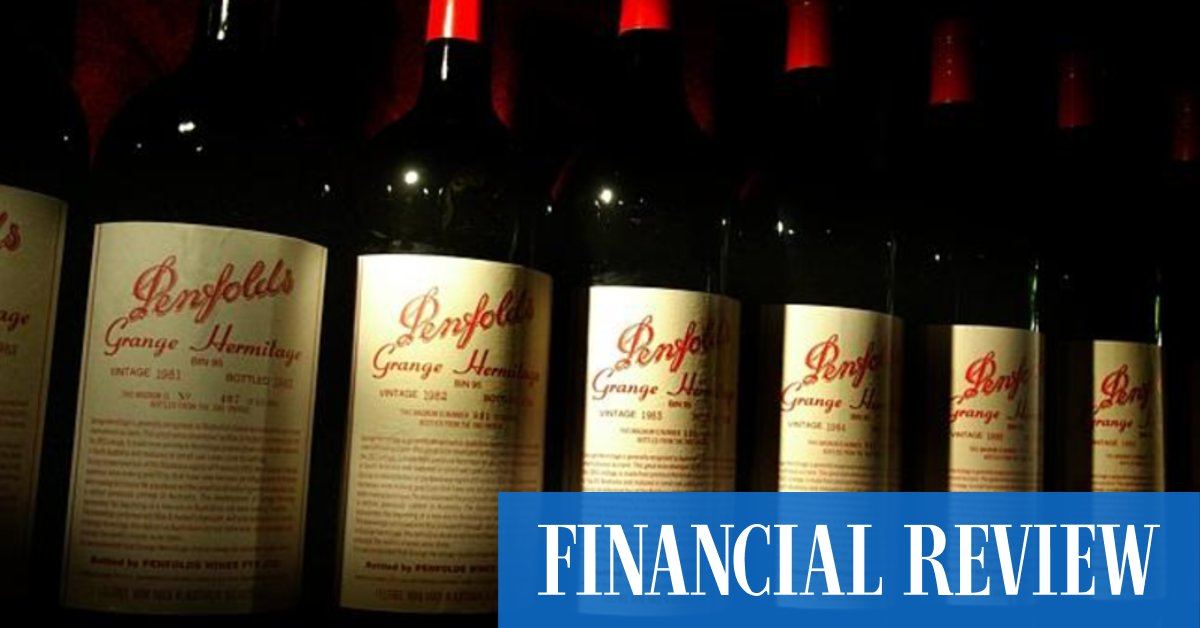 Australia slams China's trade thuggery after wine hit job