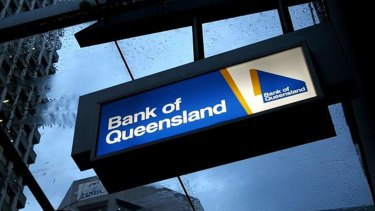 """Moody's has upgraded the Bank of Queensland saying the change reflected the bank's """"improved credit risk profile and balance sheet strength""""."""