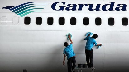 Garuda passengers can take selfies, but no social media please