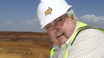 Citic loses appeal, must keep paying Clive Palmer iron ore royalties