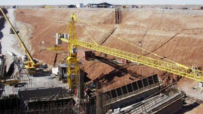 Rio cops $2.7bn blowout as it builds one of world's biggest copper mines