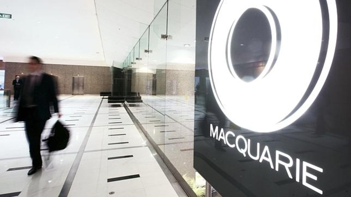 Macquarie Bank is harnessing green power through its champions from within.