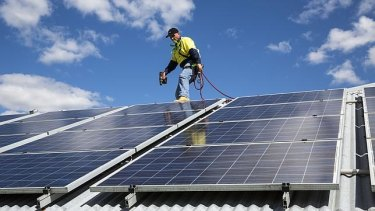 Rooftop solar will fuel a shift to electricity to power cooking and heating.