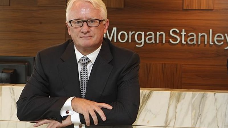 Two out, 10 in at Morgan Stanley Wealth Management