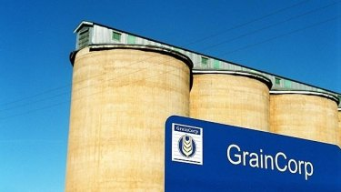 GrainCorp has plunged to a $113 million full-year statutory net loss, and will not pay a final dividend.