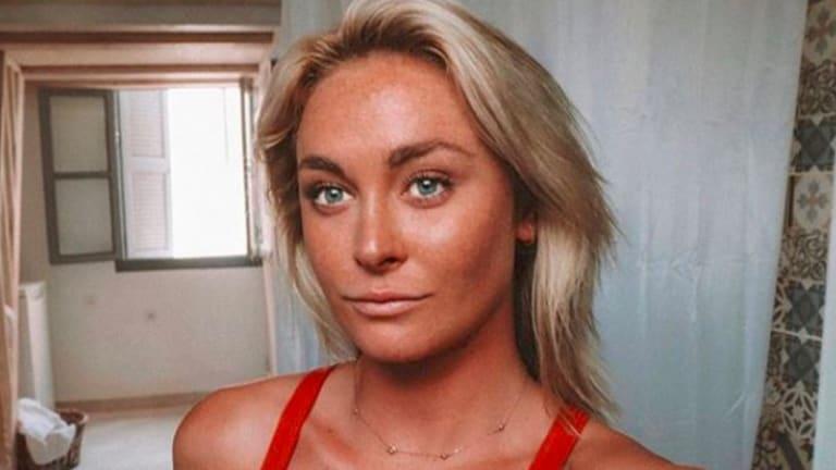 Instagram model Sinead McNamara died in Greece.