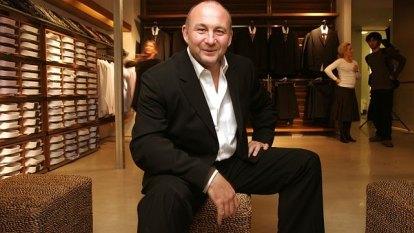 David Jones boss admits past two years the 'worst of my career'