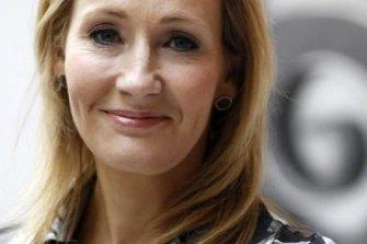 Author J.K Rowling