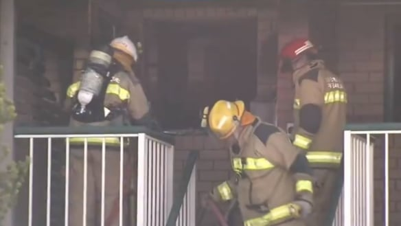 'We're not made of rock': Fire crews shaken after pulling body from unit