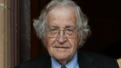 In bed with Noam: The fight to say what you think makes strange bedfellows